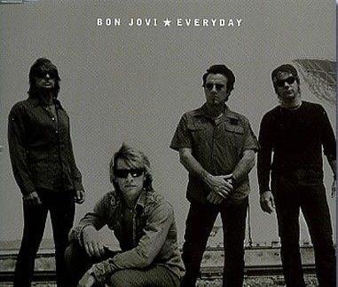 Coverafbeelding Bon Jovi - Everyday