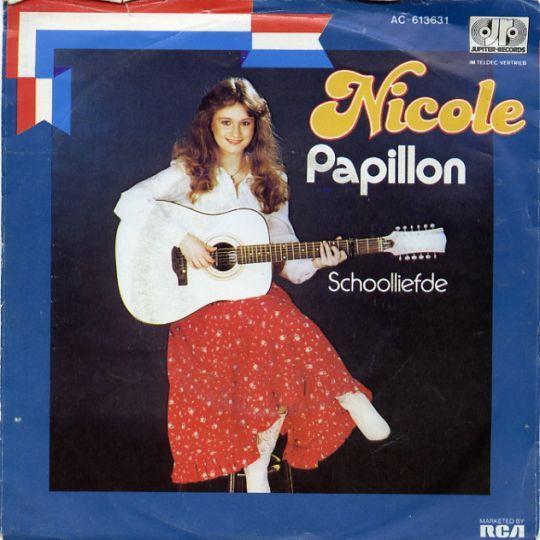 Coverafbeelding Papillon - Nicole