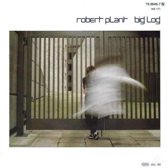 Coverafbeelding Robert Plant - Big Log