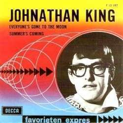 Coverafbeelding Everyone's Gone To The Moon - Jonathan King