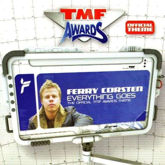 Coverafbeelding Everything Goes - Ferry Corsten