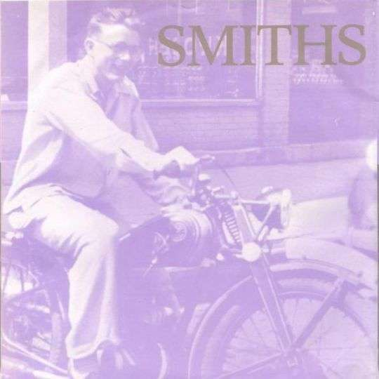 Coverafbeelding Smiths - Bigmouth Strikes Again