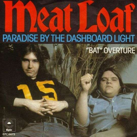Coverafbeelding Paradise By The Dashboard Light - Meat Loaf