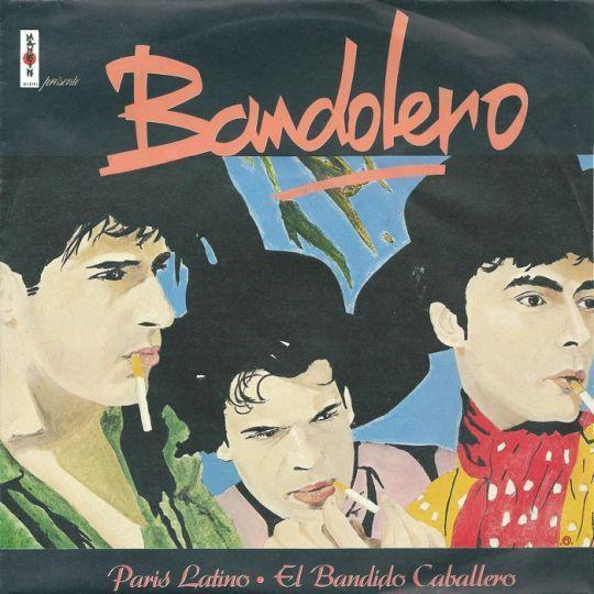 Coverafbeelding Bandolero - Paris Latino