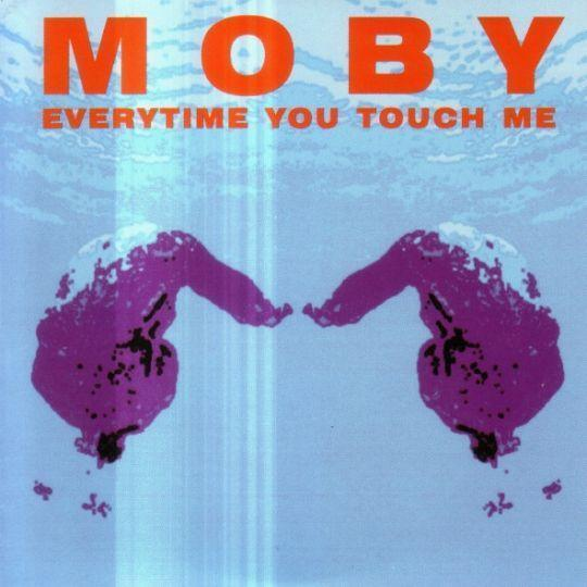 Coverafbeelding Moby - Everytime You Touch Me