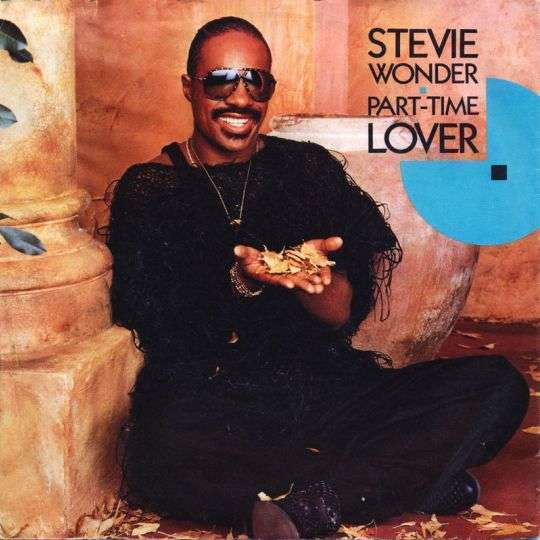 Coverafbeelding Part-Time Lover - Stevie Wonder