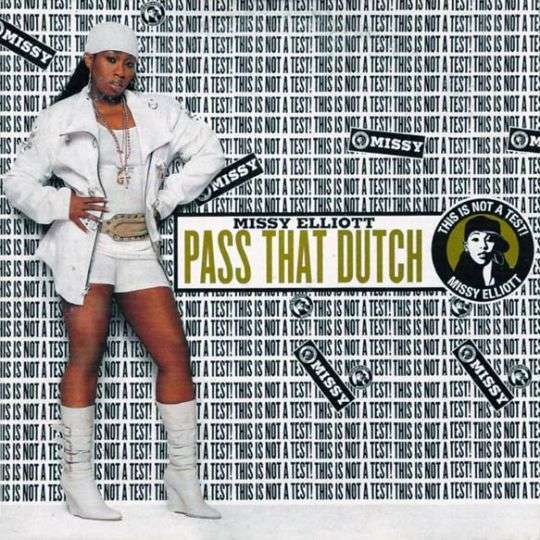 Coverafbeelding Pass That Dutch - Missy Elliott