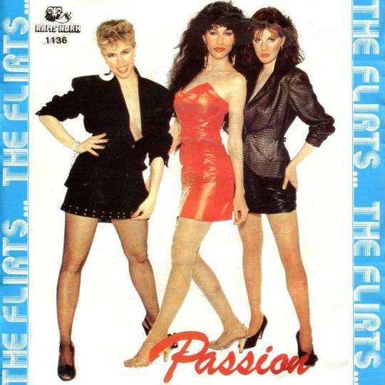 Coverafbeelding The Flirts - Passion