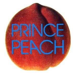 Coverafbeelding Peach - Prince