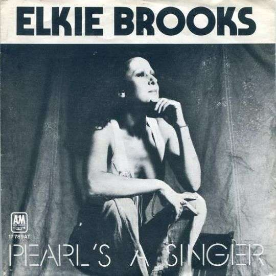 Coverafbeelding Elkie Brooks - Pearl's A Singer