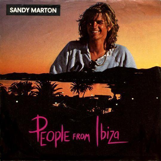 Coverafbeelding Sandy Marton - People From Ibiza