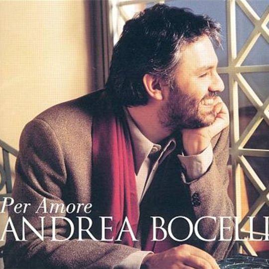 Coverafbeelding Per Amore - Andrea Bocelli