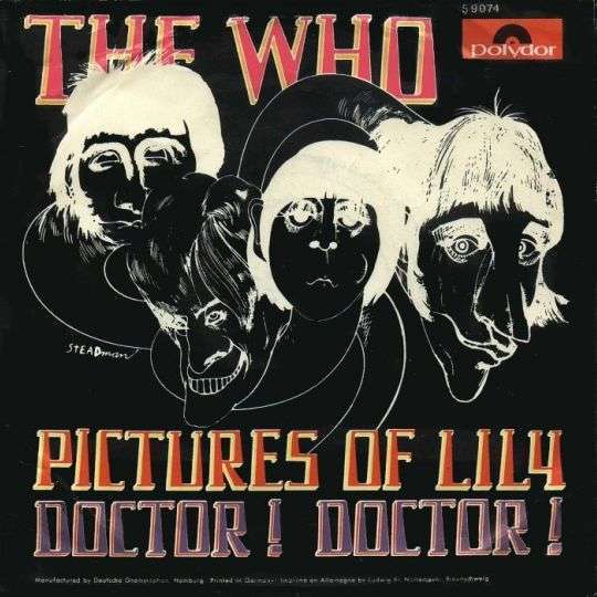 Coverafbeelding Pictures Of Lily - The Who