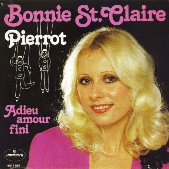 Coverafbeelding Pierrot - Bonnie St. Claire