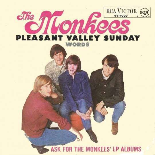 Coverafbeelding Pleasant Valley Sunday - The Monkees