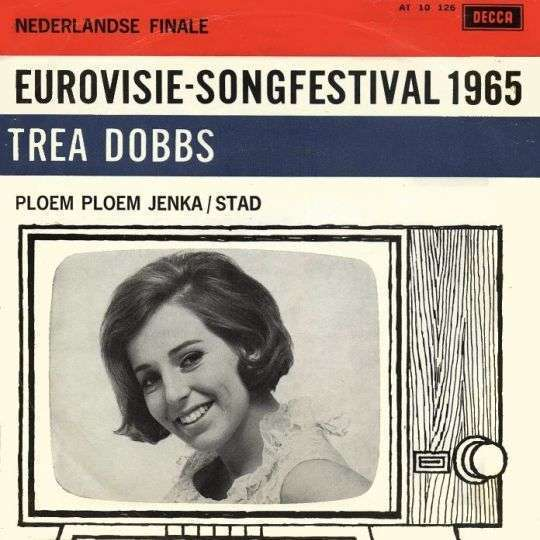 Coverafbeelding Ploem Ploem Jenka - Trea Dobbs