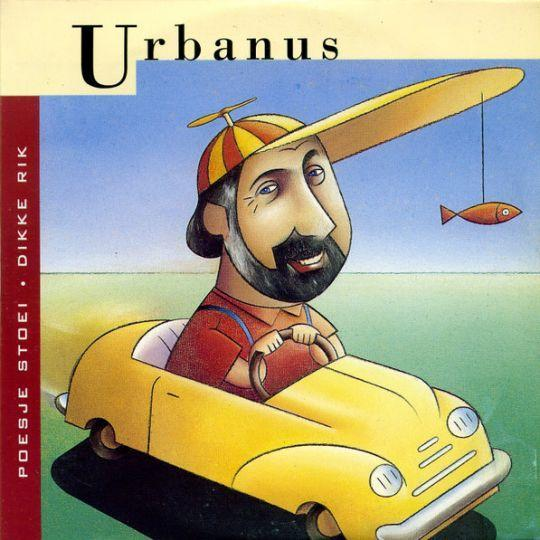 Coverafbeelding Urbanus - Poesje Stoei