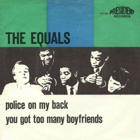 Coverafbeelding Police On My Back - The Equals