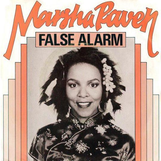 Coverafbeelding False Alarm - Marsha Raven