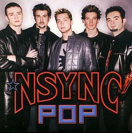 Coverafbeelding Pop - *nsync