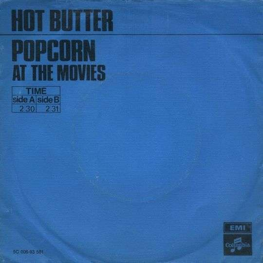 Coverafbeelding Hot Butter / The Popcorn Makers / Anarchic System - Popcorn / Popcorn / Pop Corn