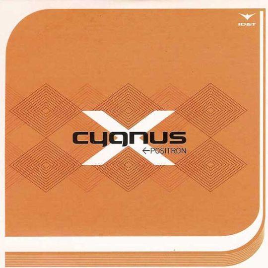 Coverafbeelding Positron - Cygnus X