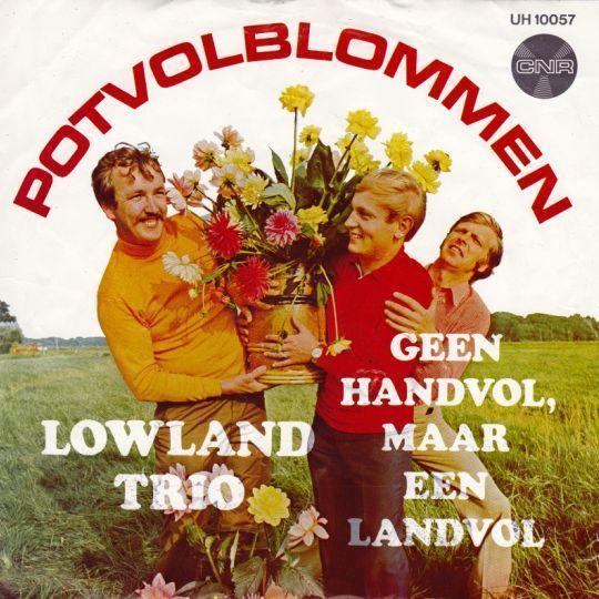 Coverafbeelding Potvolblommen - Lowland Trio