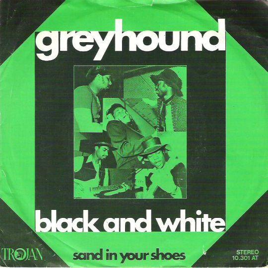 Coverafbeelding Greyhound - Black And White