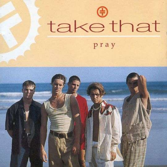 Coverafbeelding Pray - Take That