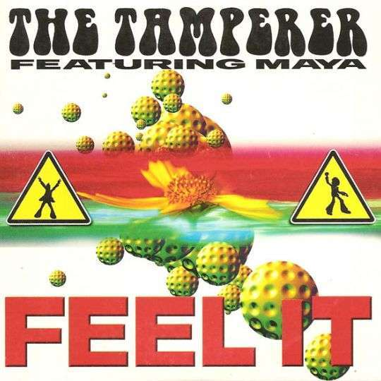 Coverafbeelding Feel It - The Tamperer Featuring Maya
