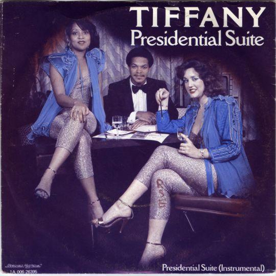 Coverafbeelding Presidential Suite - Tiffany ((Nld))