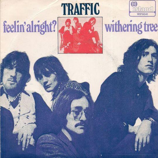 Coverafbeelding Feelin' Alright? - Traffic