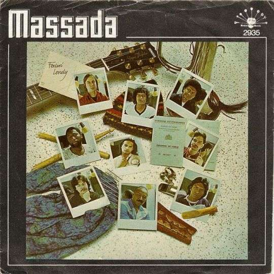 Coverafbeelding Feelin' Lonely - Massada