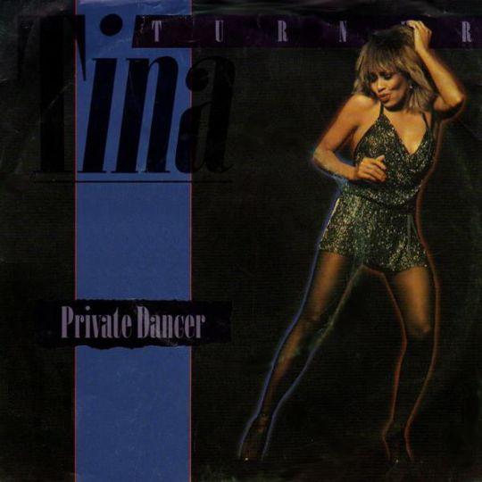 Coverafbeelding Tina Turner - Private Dancer