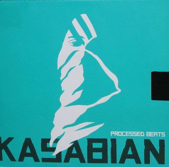 Coverafbeelding Kasabian - Processed Beats