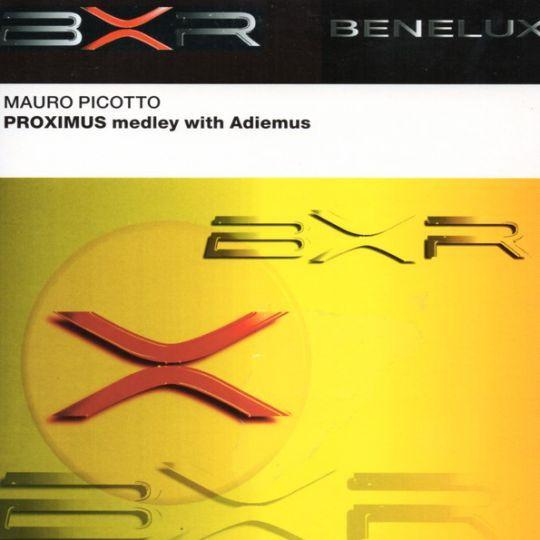 Coverafbeelding Proximus - Medley With Adiemus - Mauro Picotto