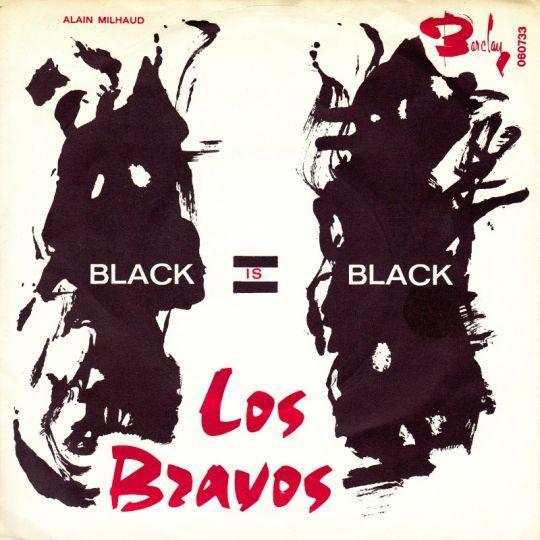 Coverafbeelding Los Bravos - Black Is Black