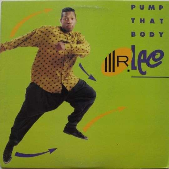 Coverafbeelding Pump That Body - Mr. Lee
