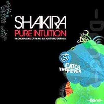 Coverafbeelding Pure Intuition - Shakira