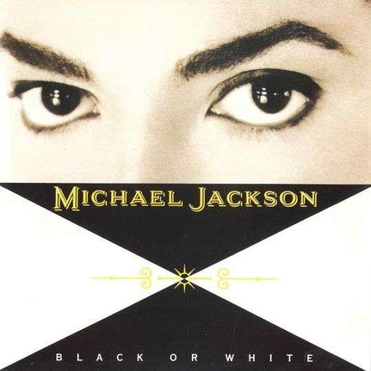 Coverafbeelding Michael Jackson - Black Or White