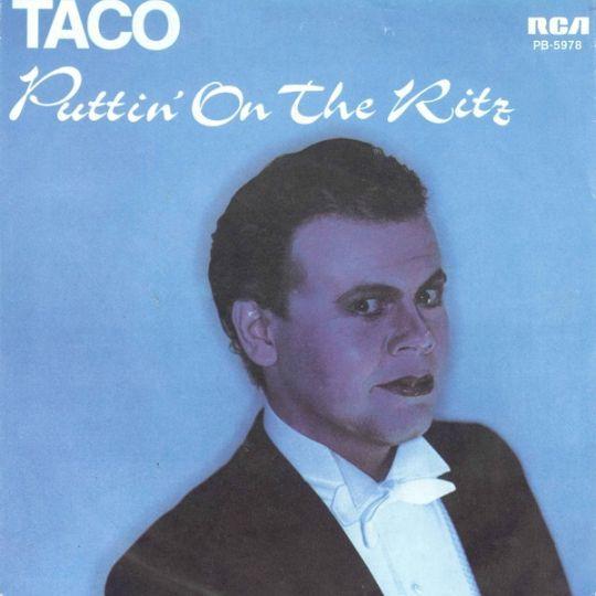 Coverafbeelding Taco - Puttin' On The Ritz
