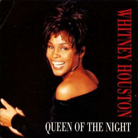 Coverafbeelding Whitney Houston - Queen Of The Night