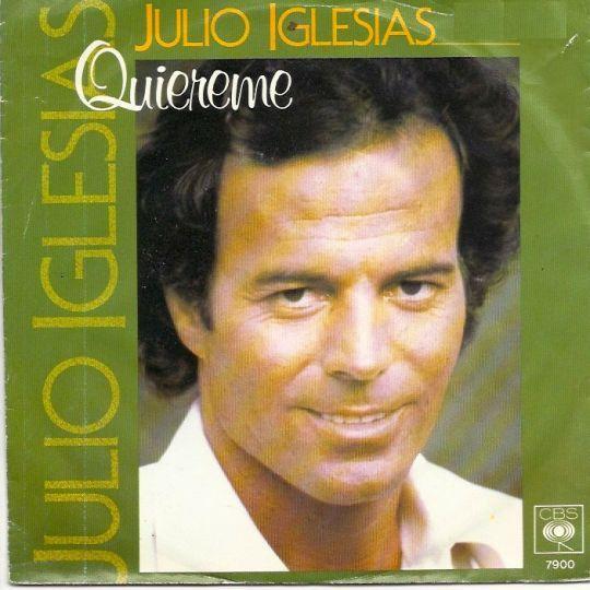 Coverafbeelding Quiereme - Julio Iglesias