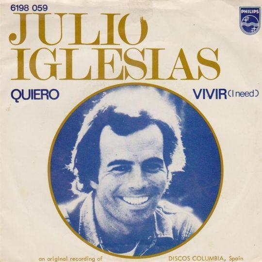 Coverafbeelding Quiero - Julio Iglesias