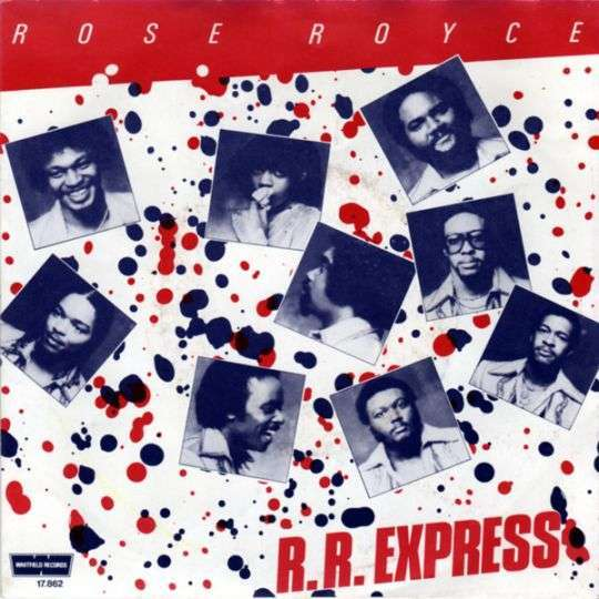 Coverafbeelding R.r. Express - Rose Royce