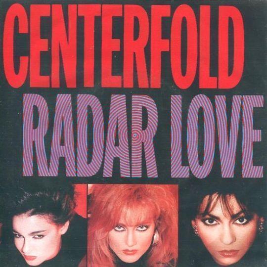 Coverafbeelding Radar Love - Centerfold