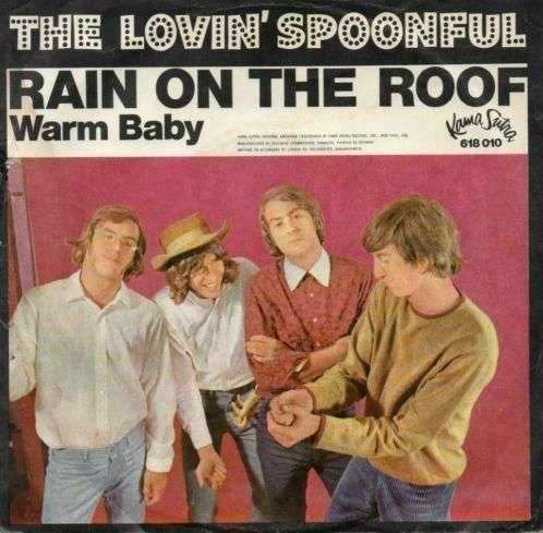 Coverafbeelding The Lovin' Spoonful - Rain On The Roof