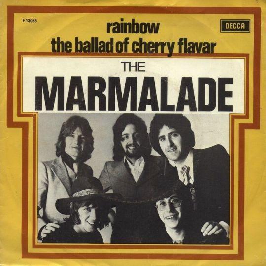 Coverafbeelding Rainbow - The Marmalade