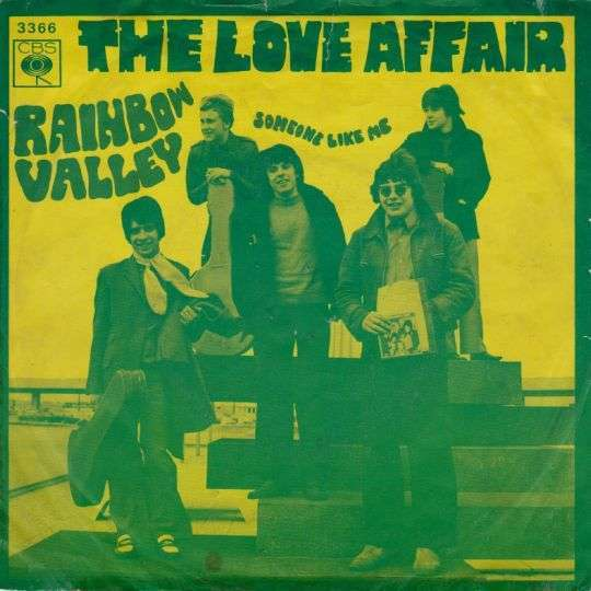 Coverafbeelding Rainbow Valley - The Love Affair