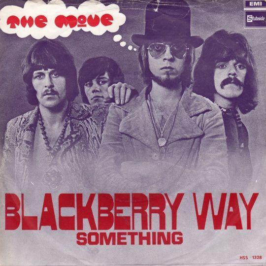 Coverafbeelding Blackberry Way - The Move